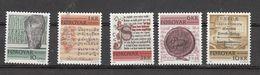 1981   N° 59 - 63    NEUFS**      CATALOGUE  YVERT&TELLIER - Faroe Islands