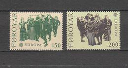 1981   N° 57 - 58    NEUFS**      CATALOGUE  YVERT&TELLIER - Faroe Islands