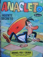 Bruguera Anacleto Agente Secreto Cut Out - Boeken Voor Jongeren