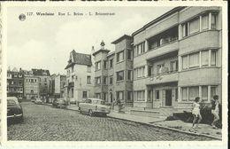 Wenduine -- Rue L. Brion. - L. Brionstraat.    ( 2 Scans ) - Wenduine