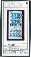 Israel - Michel 831 - Oo Oblit. Used Gebruikt - Israel