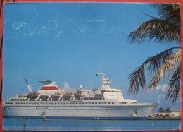 MS Kazakhstan (Mahe / Seychellen) Der Delphin Seereisen, Offenbach Am Main - Paquebots