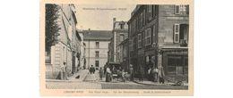 Longwy -Haut   - Rue Victor Hugo - Longwy