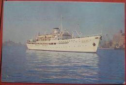 M/V Miaoulis - Nomikos Lines, Piraeus - Paquebots