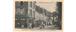Longwy -Haut   - Rue Gambetta - Longwy