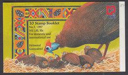 Namibia - Correo Yvert 807 Carnet ** Mnh  Fauna Aves - Namibia (1990- ...)