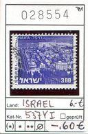 Israel - Michel 537 Y I - Oo Oblit. Used Gebruikt - Israel