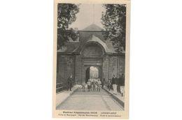 Longwy -Haut   - Porte De Bourgogne - Longwy