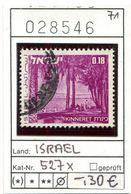 Israel - Michel 527x - Oo Oblit. Used Gebruikt - Israel