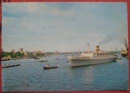 SS Statendam - Holland America Line - Paquebots