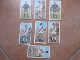 Figurine PANINI Calciatori 1970 1971 Squadra BOLOGNA N. 7 Differenti - Italiaanse Uitgave
