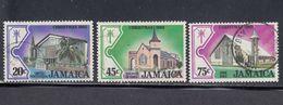 Jamaica, Scott #547-549, Used, Christmas, Issued 1982 - Jamaica (1962-...)