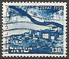 ISRAËL N° 538 OBLITERE Sans Tabs - Israel