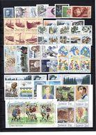 Zweden: 1988 - Jaargang Compleet Postfris / Year Complete MNH - Années Complètes