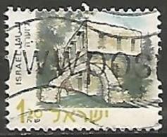 ISRAËL N° 1497 OBLITERE Sans Tabs - Israel