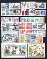 Zweden: 1989 - Jaargang Compleet Postfris / Year Complete MNH - Schweden