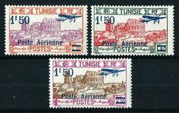 Túnez (Francés) Nº A-10/12 Nuevo* Cat.20€ - Tunisie (1888-1955)