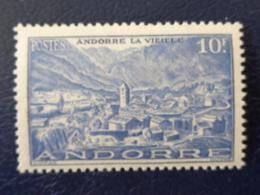 1944-46 ANDORRE FRANCAIS Y&T N° 113 ** - PAYSAGE - Nuovi