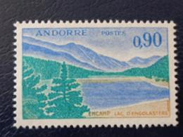 1961-71 ANDORE FRANCAIS Y&T N° 163 A ** - PAYSAGE - Nuovi