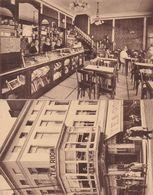 1913/ 2x Ostende, O.Acke, Confiseur, Glacier, Oostende, Tearoom - Oostende