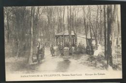Sanatorium De VILLEPINTE - Division Saint-Louis - Kiosque Des Enfants  Obf1849 - Villepinte