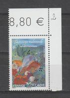 """FRANCE / 2020 / Y&T N° 5413 ? ** : """"EUROMED"""" (Cuisine Traditionnelle Méditérranéenne) X 1 CdF Haut - Frankreich"""
