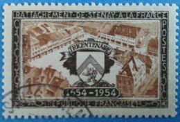 France 1954 :Tricentenaire Du Rattachement De Stenay N° 987 Oblitéré - Gebruikt