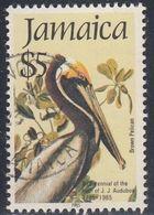 Jamaica, Scott #598, Used, Pelicans, Issued 1985 - Jamaique (1962-...)