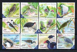 H1-10 Tuvalu N° 1409 à 1420 ** - Tuvalu