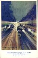Cp Le Mans Sarthe, Grand Prix D'Endurance De 24 Heures, Coupe Rudge Whitworth - France