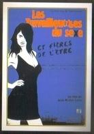 Carte Postale : Les Travailleuses Du Sexe (cinema Affiche Film) Illustration Miss-Tic (tag, Graffiti, Street Art) - Autres Illustrateurs