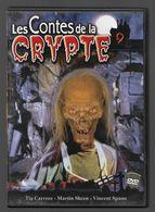 DVD Les Contes De La Crypte 9 - Horreur