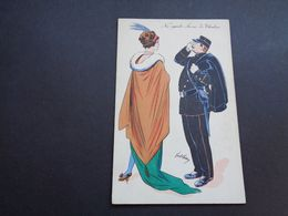 Illustrateur ( 2215 )   ???  B G . Paris 603 - Illustratori & Fotografie