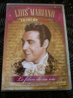 Le Roi De Coeur-Luis Mariano, Le Film De Sa Vie/ DVD Simple L.C.J. - Musicalkomedie