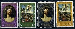 SANTA LUCIA 1969 - PASCUA - YVERT Nº 243/246** - St.Lucia (1979-...)
