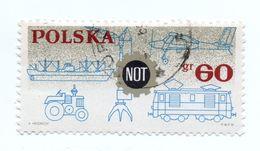 POLAND»1966»USED - Oblitérés