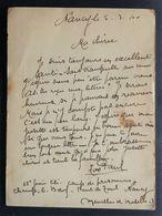 Carte De Franchise Militaire Prisonnier De Guerre CAMP De PRISONNIERS DE CHAMP-LE-BOEUF NANCY Frontstalag Juillet 1940 - Marcophilie (Lettres)