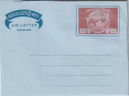 Burma / Aerogramm Nr. A 4 ** (CB01) - Myanmar (Burma 1948-...)