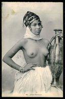 AFRIQUE - Femme Aux Seins Nus - Jeune Mauresque (Ed.Coll. Idéale P.S. Nº 88) Carte Postale - Afrique Du Nord (Maghreb)