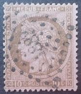 R1286/148 - CERES N°54 - PC 1883 : JONZAC (Charente Inférieure) INDICE 3 - 1871-1875 Cérès