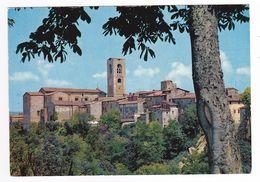 Italie Toscana Siena Colle Val D'Elsa Vue Générale De Colle Alto Ediz M.Romboni Siena - Siena