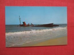 Ship Graveyard Rodanthe Hatteras North Carolina >   Ref 4218 - Etats-Unis