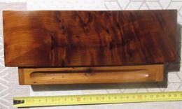 Plumier En Bois (prix Port Compris En Suivi - Autres Collections