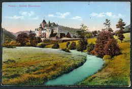 D8179 - Mayen - Schloss Bürresheim - Stengel - Castillos