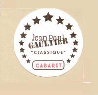 Jean Paul Gaultier Classique CABARET - Cartes Parfumées