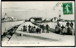 30 - GRAU DU ROI - La Croix Et Le Casino - Le Grau-du-Roi