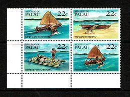Palau 1985  Sc # 70a  MNH **  Water Craft - Palau