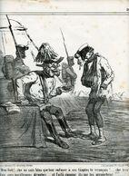 Campagne D'Italie De 1859.Napoléon III.Invasion Du Piémont Par Les Autrichiens.armée Autrichienne Défaite. - Prints & Engravings