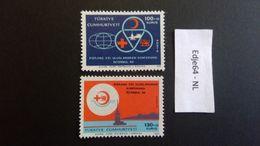 Turkije 1969 Internationaal Rode Kruis Conferentie - 1921-... República