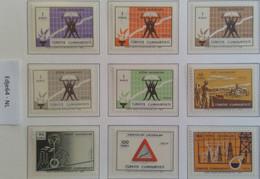 Turkije 1969 Frankeerzegels Vooruitgang - 1921-... República